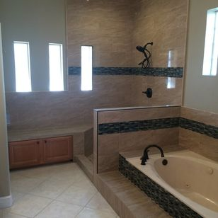 Destin Emerald Bay Bath Remodel